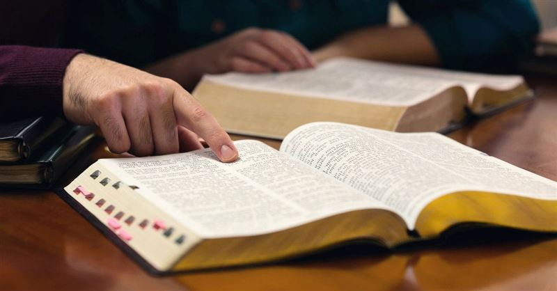 How to Prepare to Teach Bible Study