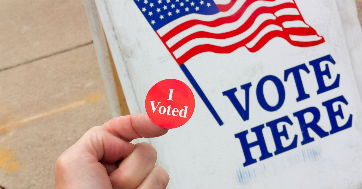 3. Vote with prayer.