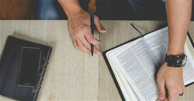 Step 3: Study God's Word