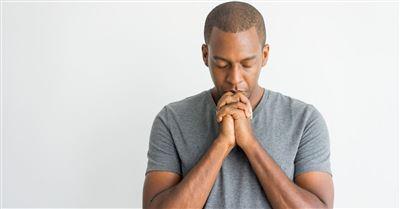 5. Pray