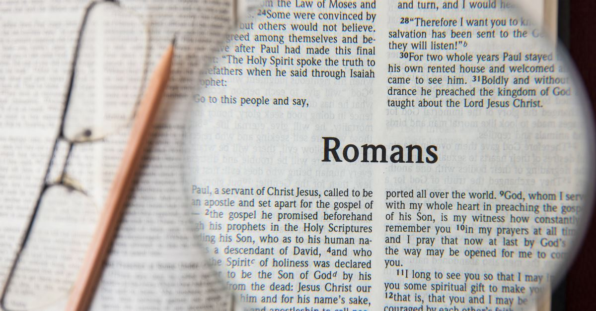 An Easy and Powerful 31-Day Plan to Pray through Romans