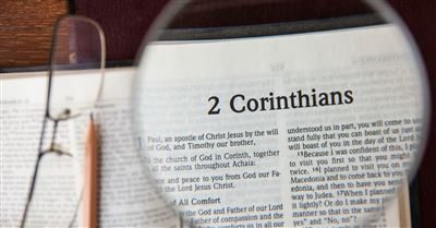 Bible Study - Encouraging Faith