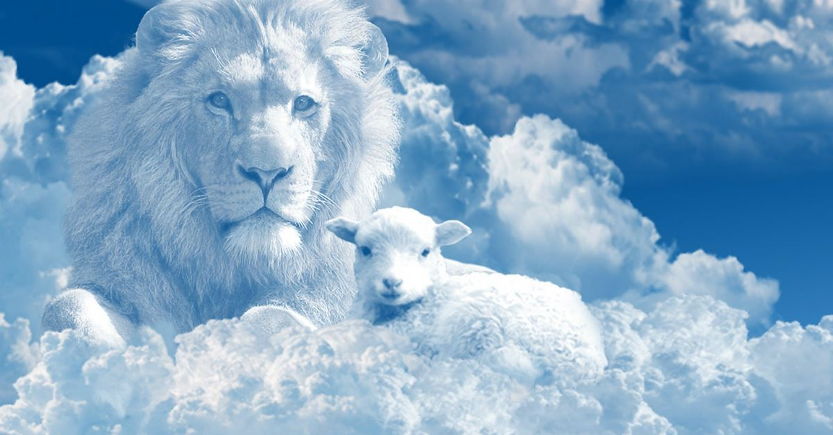 All in One: the Gentle and Fierce Nature of God and Jesus