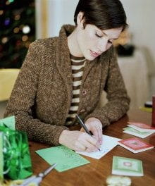 How To Write A More Authentic Christmas Letter