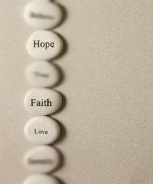 Faith, Hope, and Love: How to Make Spiritual Progress