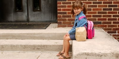 8 Things I'm Telling My Daughter on Her First Day of School