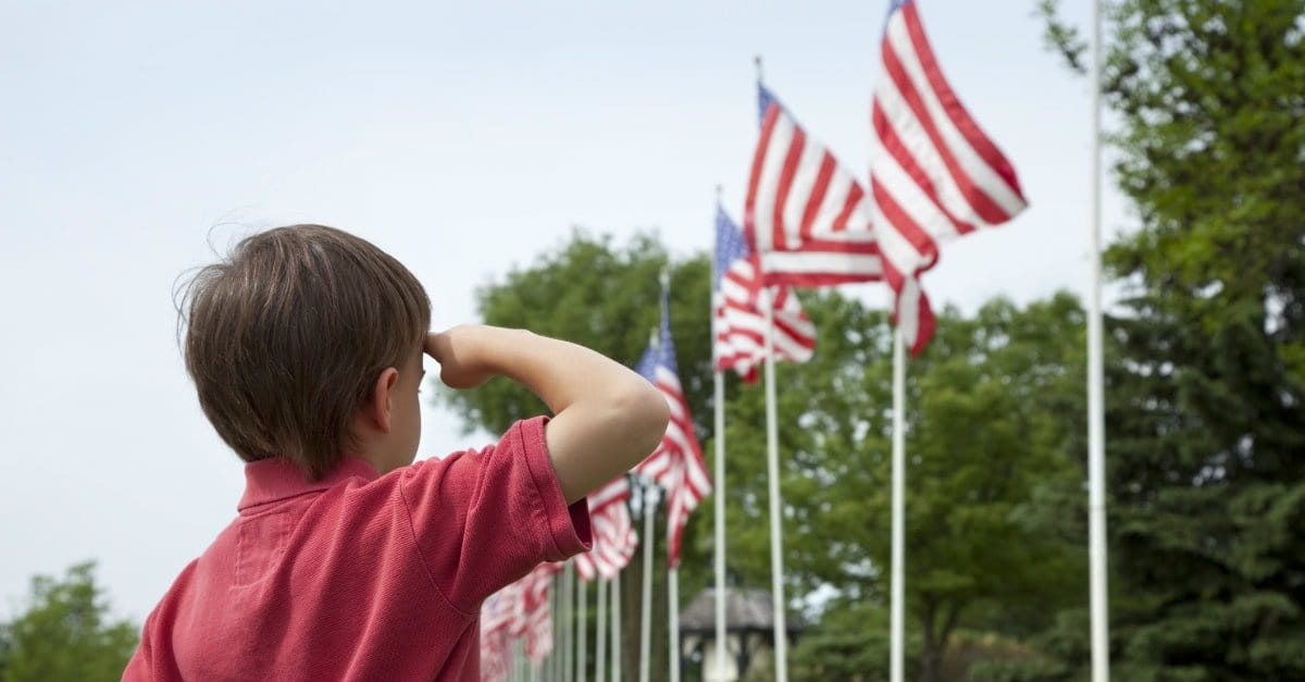 Passing Down Veterans Day Appreciation to New Generations