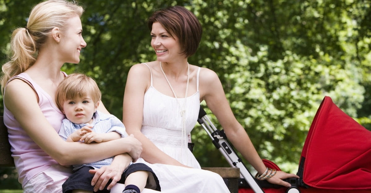 How to Make Life Better for Your Fellow Moms