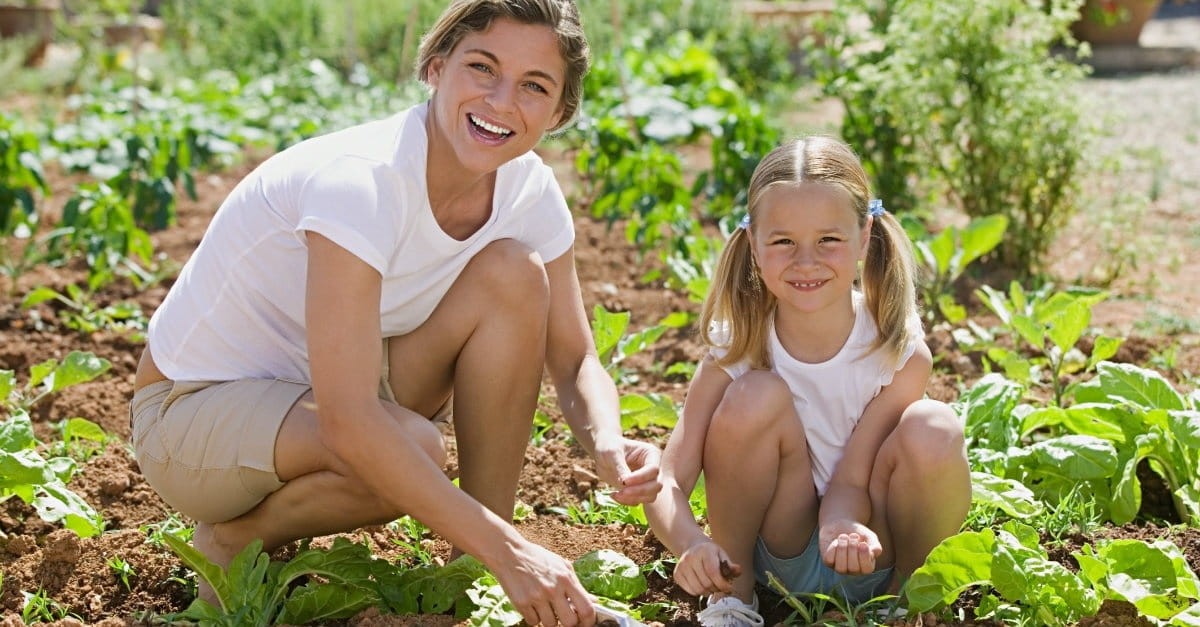 Why You Should Plant a Garden in Your Homeschool