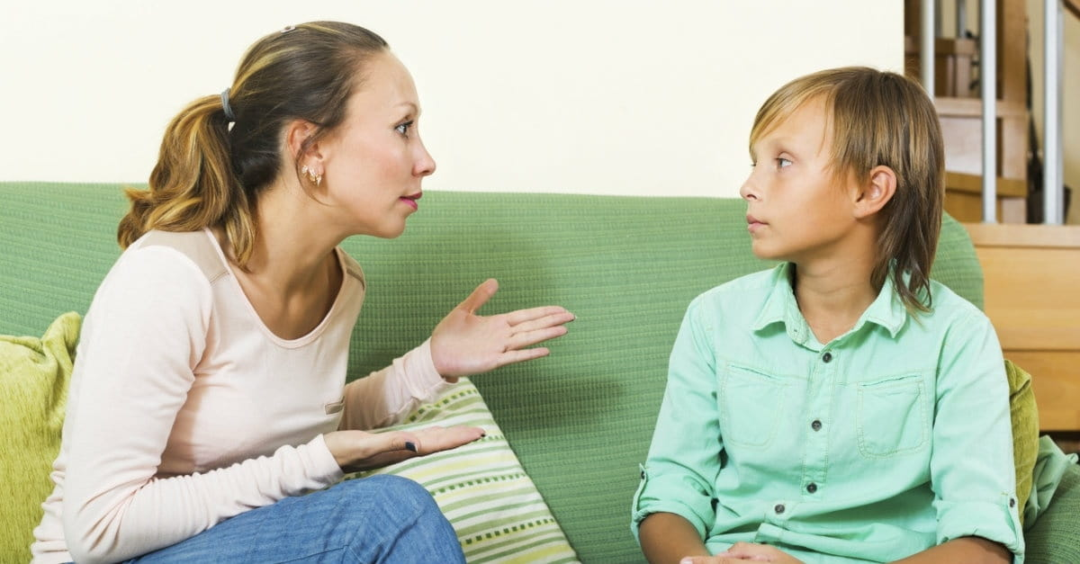 5 Conversations Your Son Needs to Have with You
