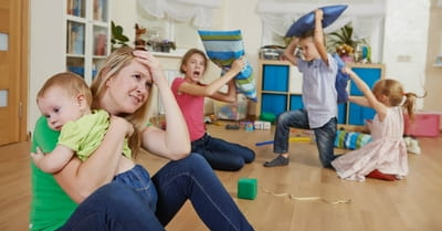 10 Parenting Rules You Need to Break