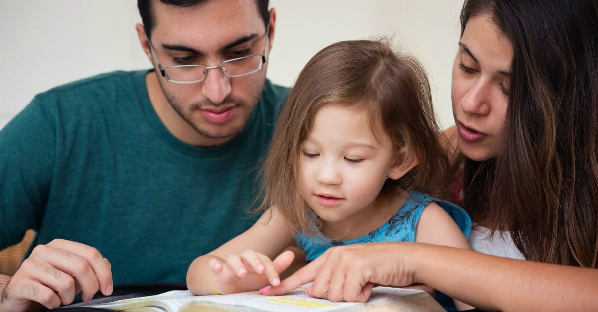 25 Bible Verses to Memorize with Your Kids
