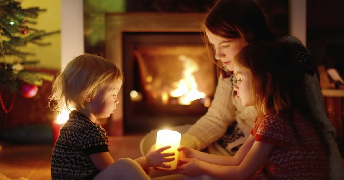 12 Ways of Christmas for Family Discipleship
