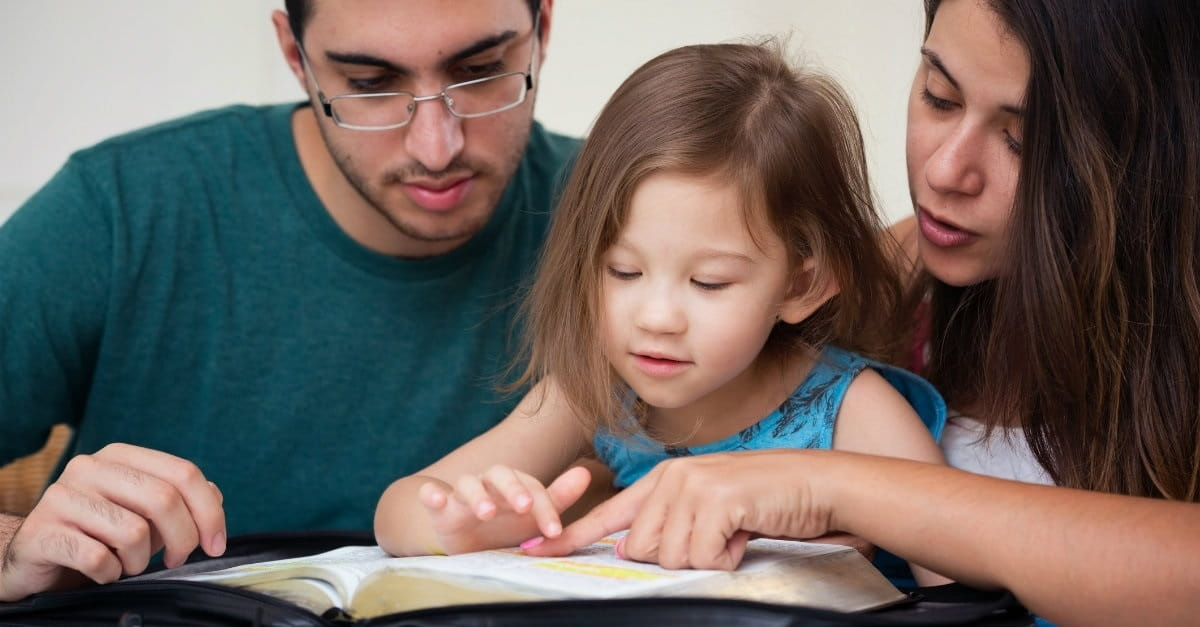 9 Scriptures You Need to Know about Parenting