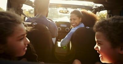3. Take a drive.