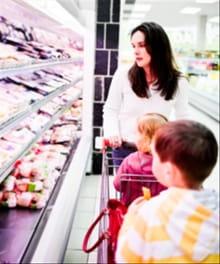 Angel on a Supermarket Bench: Trusting God's Provision
