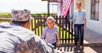 Why We Should Never Stop Applauding Our Nation's Military Families