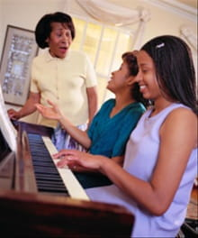 The von Trapp Traditions:  Music and Homeschooling