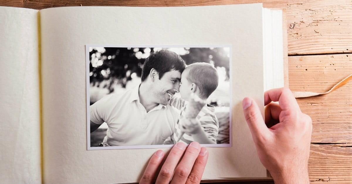 A Father's Day Prayer for Those Far from Their Dads
