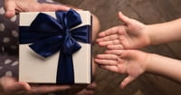 5. Focus on the giver not the gift.