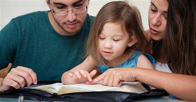 3. Teach them Scriptures on gratitude.