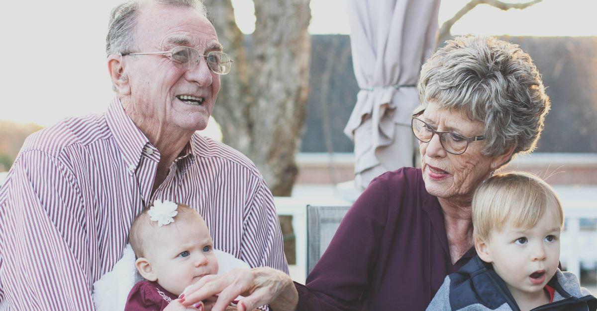 Ten Commandments for Grandparents