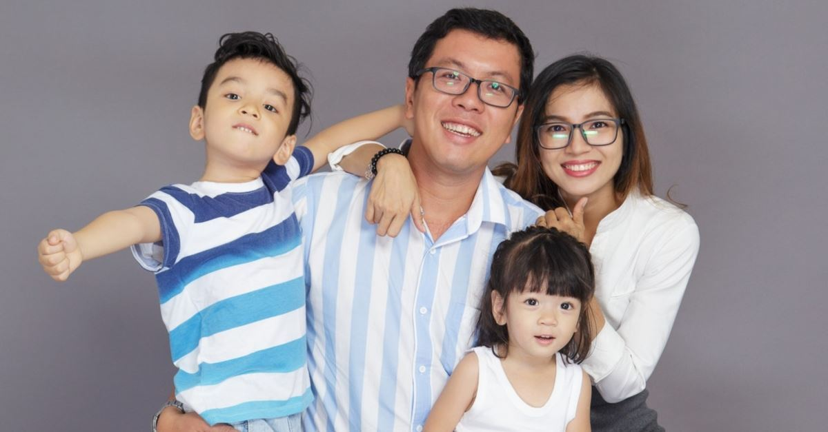 8. Have a family picture taken.