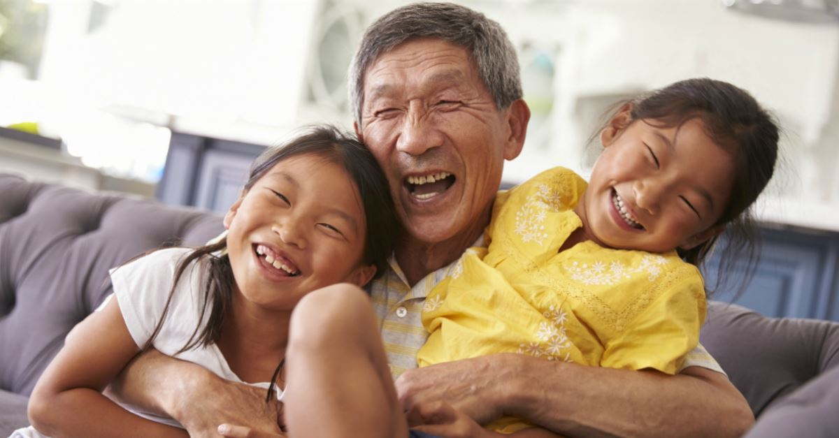 5 Creative Ways to Celebrate Grandparents Day