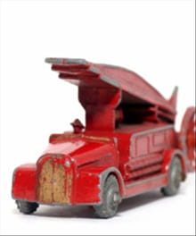 Money Lessons From an Old Toy Fire Truck