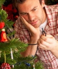 The Single Parent and Holiday Loneliness