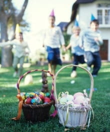 Sharing an Unexpected Easter With Your Loved Ones