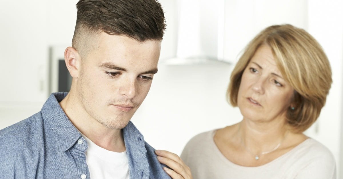 A Mother's Advice to Her Son amidst the Climate of Sexual Assault