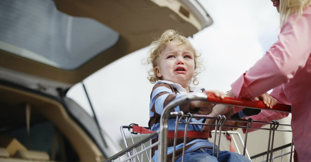 6 Things You Should Never Say to the Mom of a Screaming Toddler