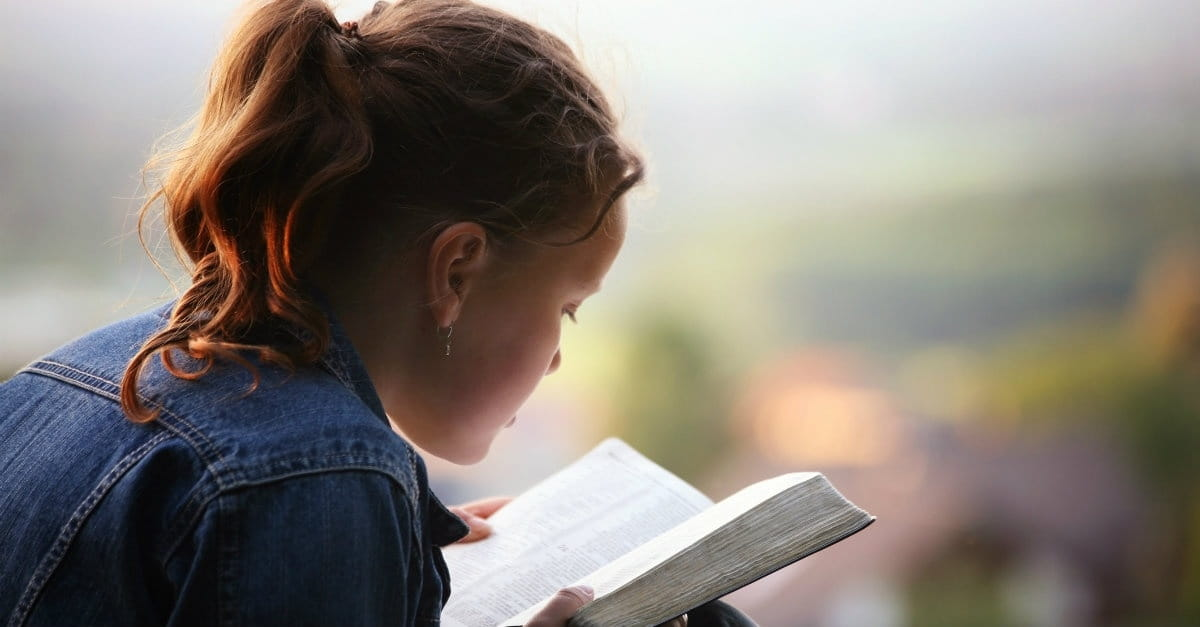 25 Verses to Memorize with Your Kids