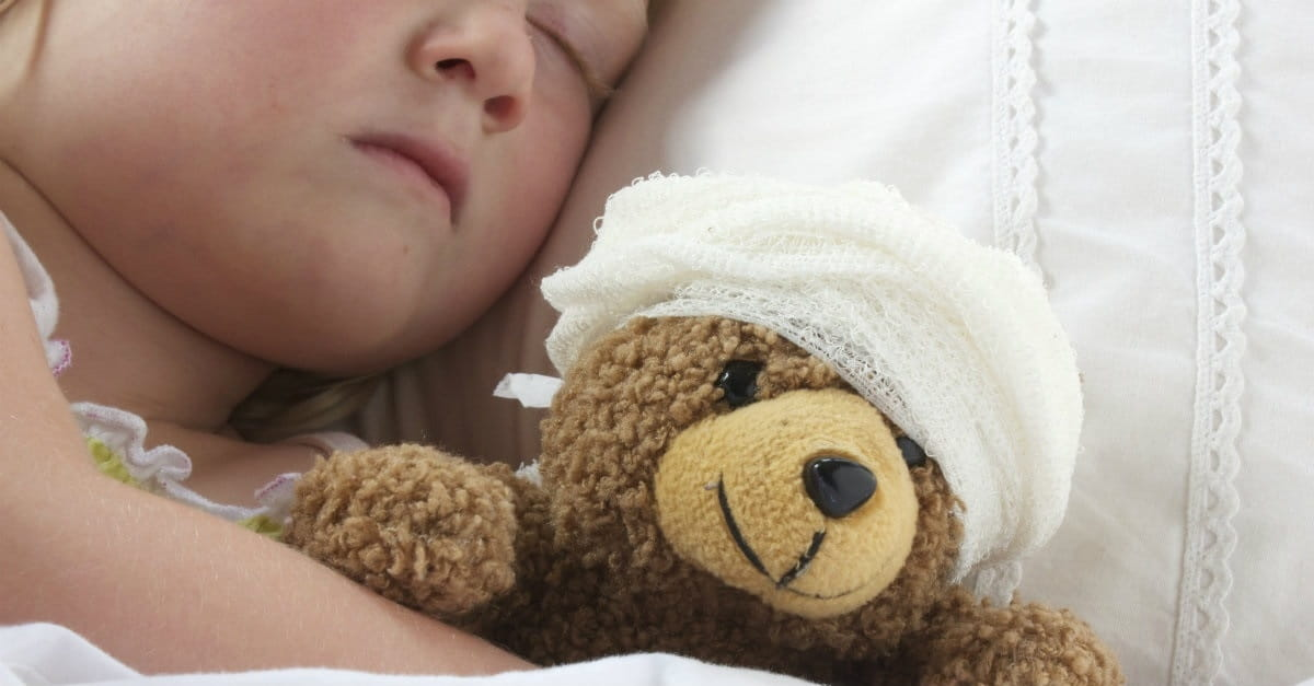 A Prayer for Moms with Sick Kids in the Summertime