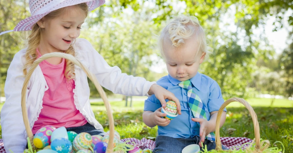 10 Bible-Based Items to Fill Your Child's Easter Basket