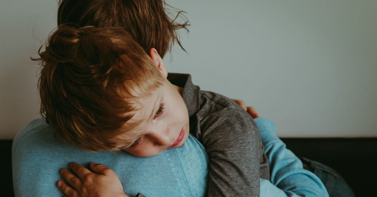 4 Ways to Stay Strong When Your Child Is Struggling
