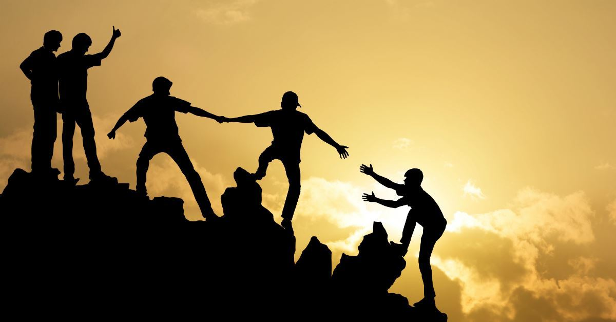 4 People You Need to Survive Any Hardship