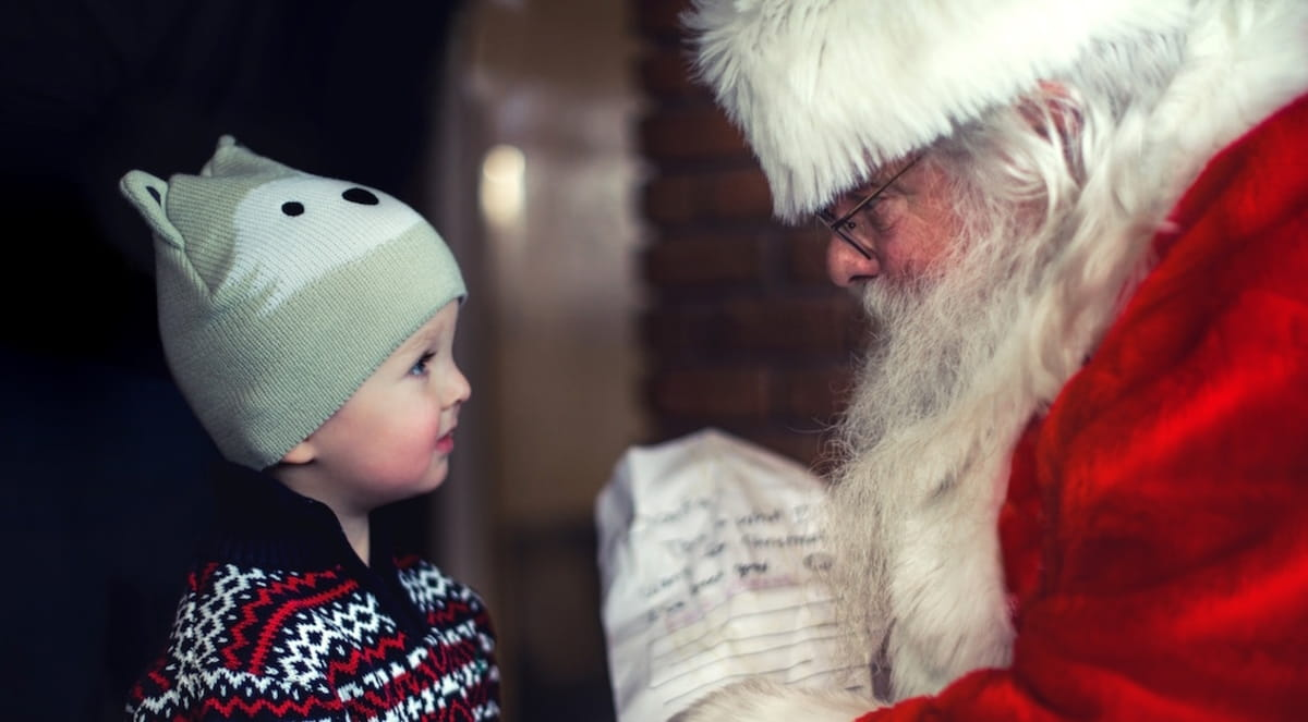 3 Simple Ways to Handle the Truth About Santa