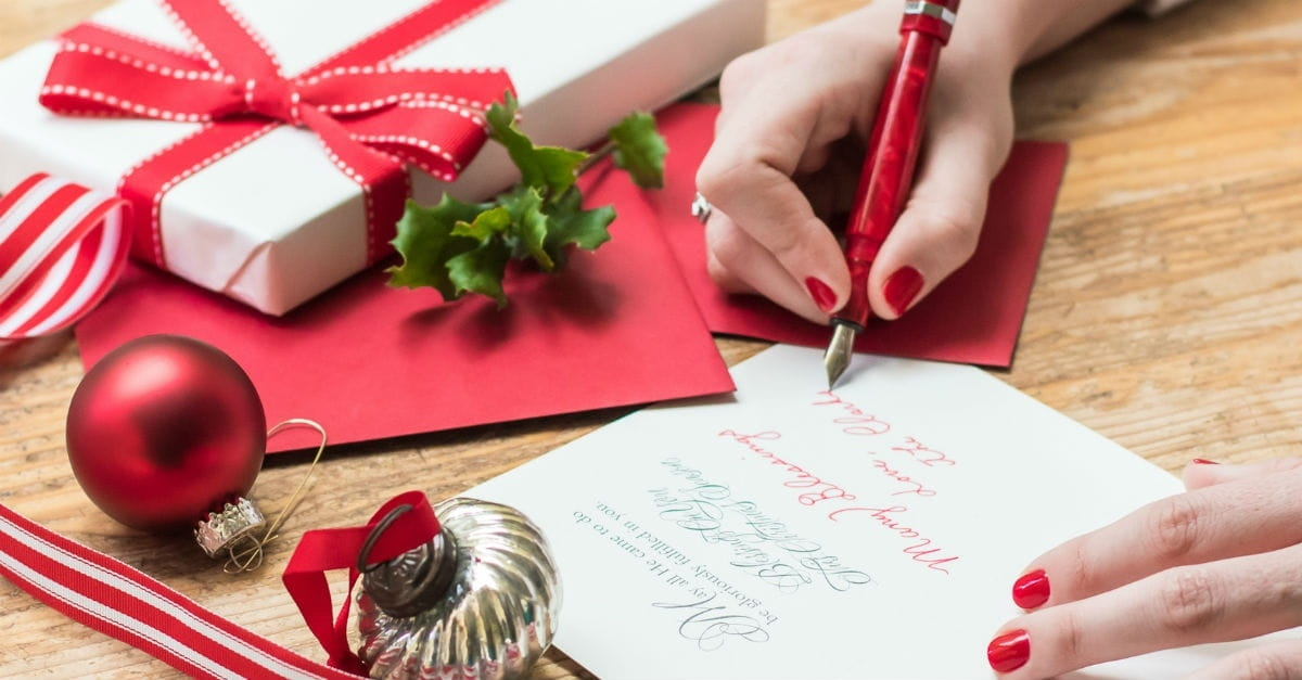 10 Verses to Include in Your Christmas Cards This Year