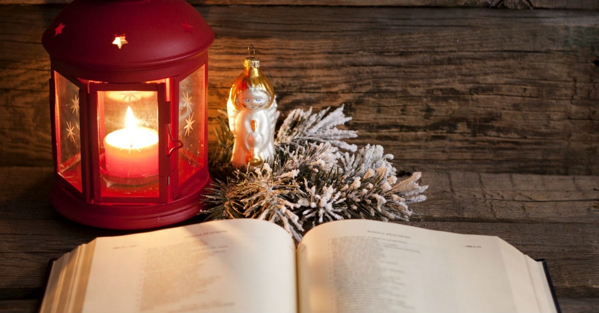 The Christmas Story Bible.The 10 Most Important People In The Christmas Story