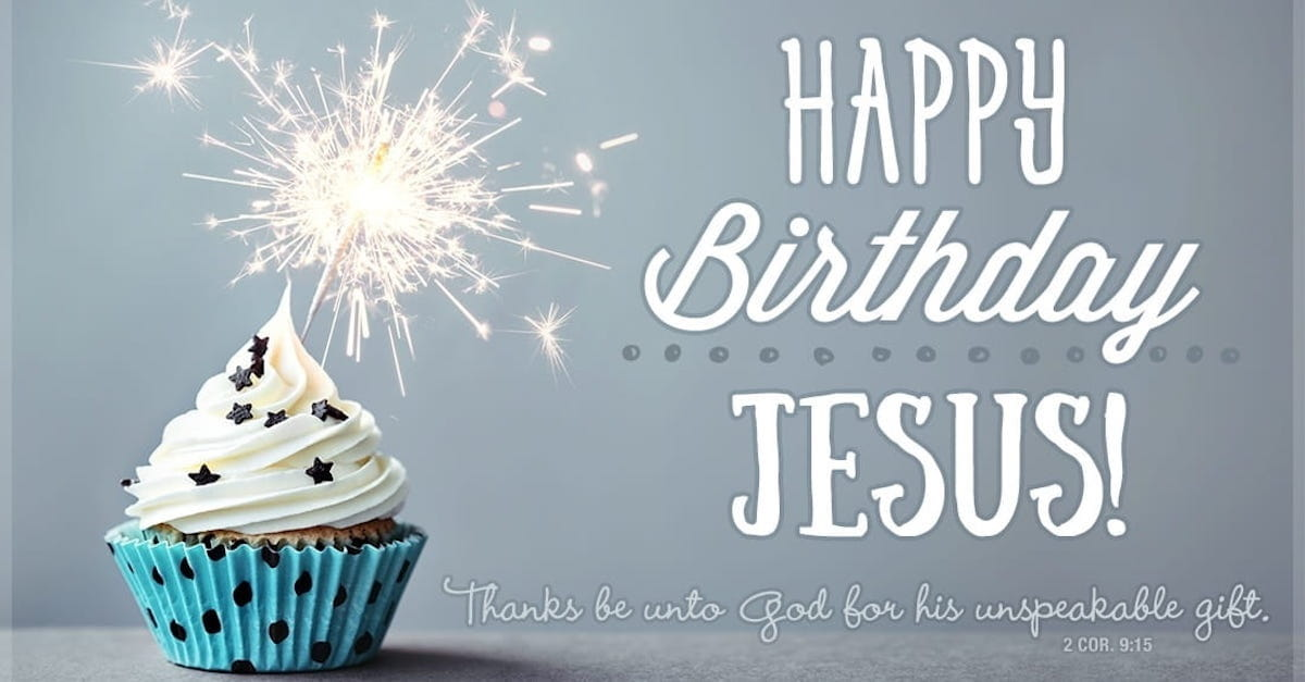 Outstanding Jesus Birthday When Was It Why Do Christians Celebrate It Funny Birthday Cards Online Alyptdamsfinfo