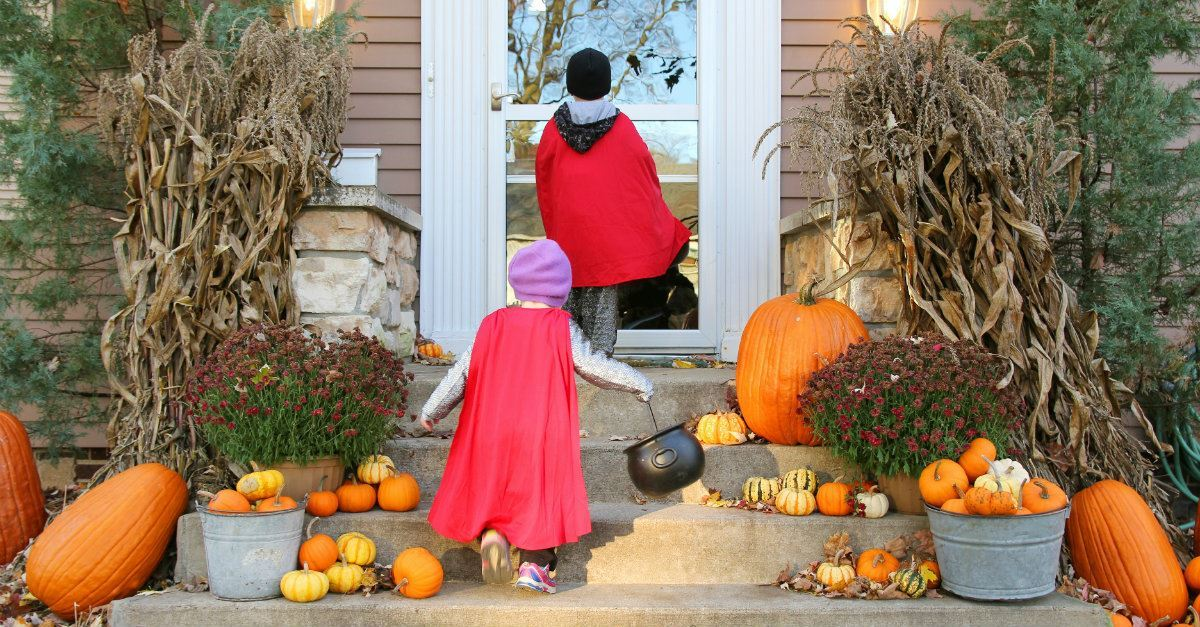 3 Ways to Be Missional on Halloween - Halloween