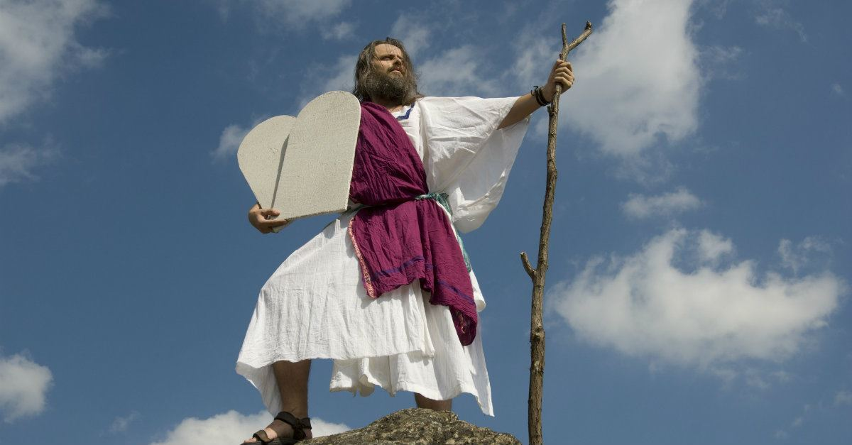 9. Moses