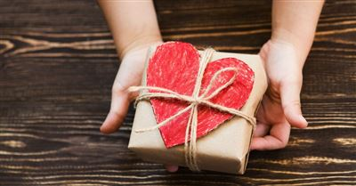 9. Focus on the Privilege of Gift-Giving.