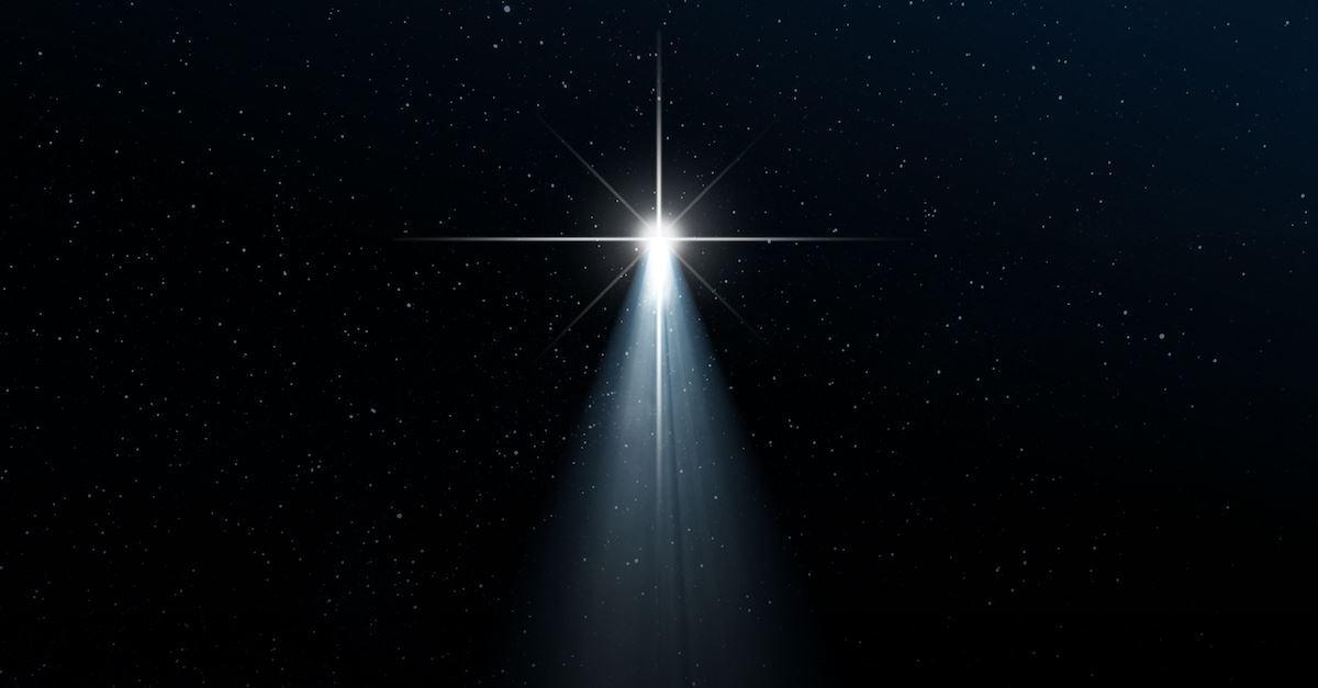 Myth #3: They followed a miraculous star