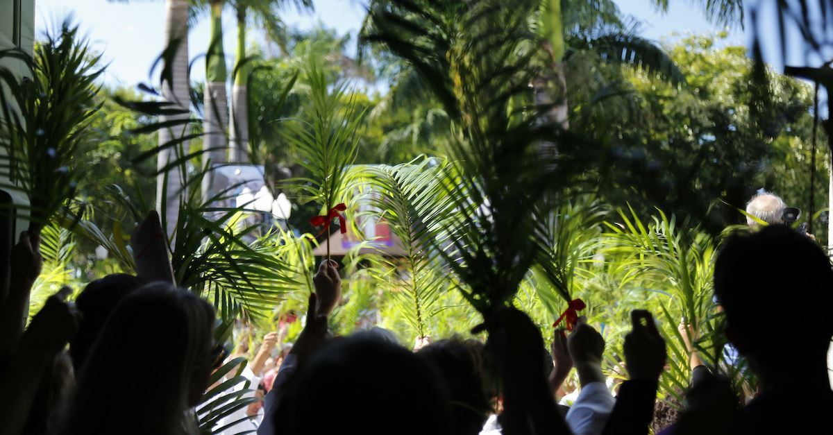 When Is Palm Sunday This Year?