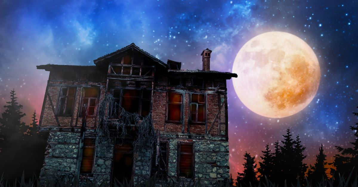 Halloween Hell Houses: Terror in the Church?