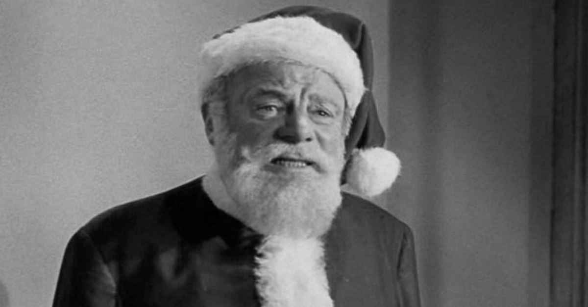 Liar, Lunatic, Santa? The Case for Christ in <em>Miracle on 34th Street</em>