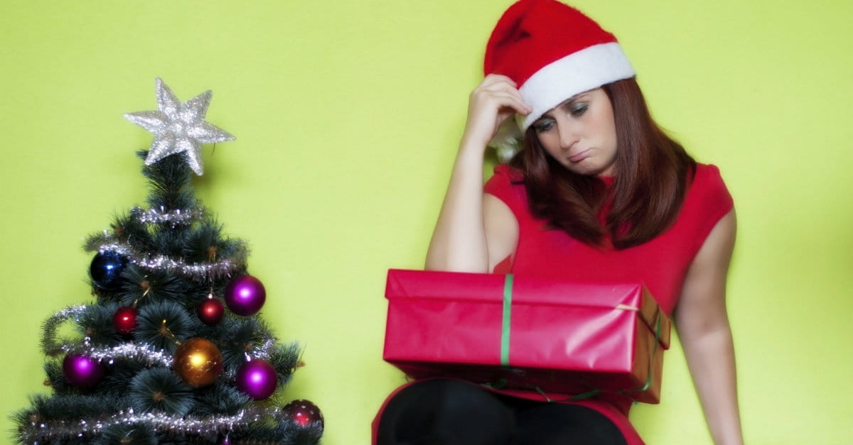 4 Steps to Take if You're Unhappy at Christmas